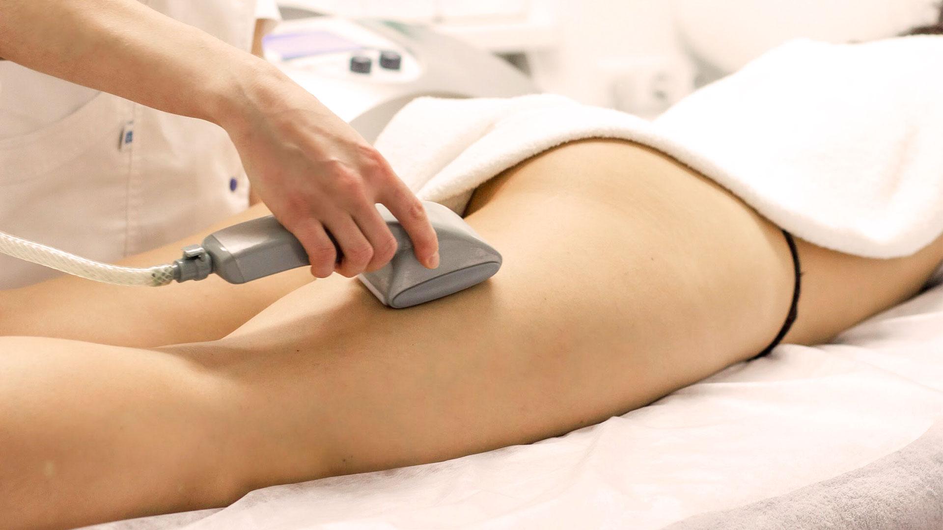 Вакуумно-роликовый массаж – эффективная коррекция фигуры