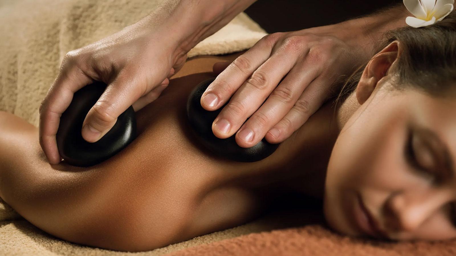 Стоун терапия — массаж горячими камнями